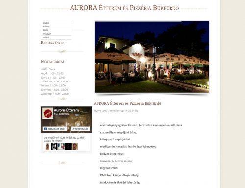 Aurora Étterem és Pizzéria